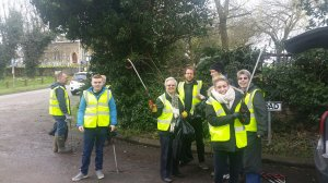 More photos of the litterpick